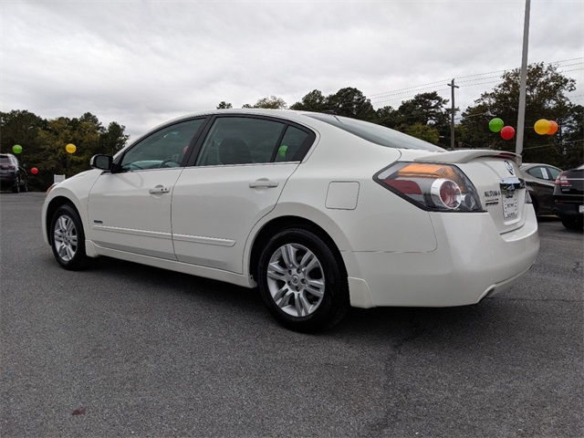 Pre-Owned 2010 Nissan Altima Hybrid