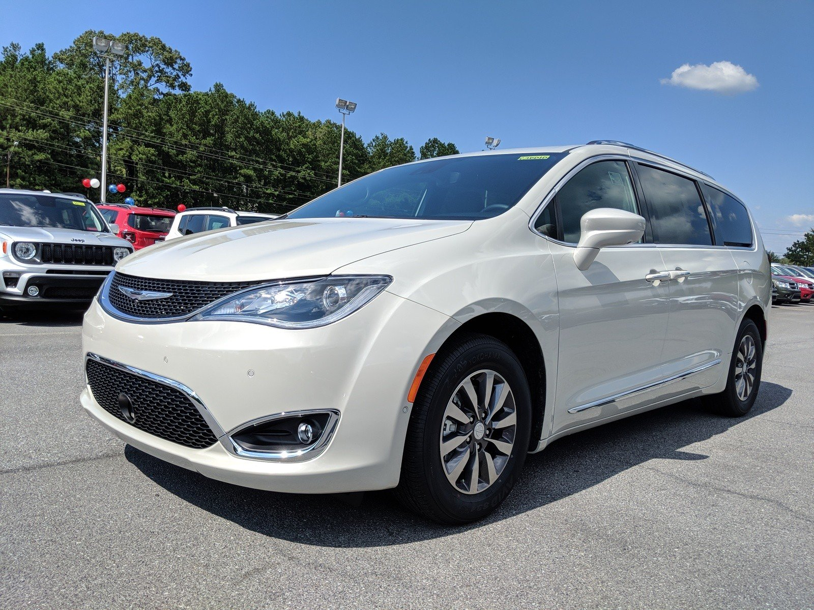 New 2020 CHRYSLER Pacifica Touring L Plus 35th Anniversary