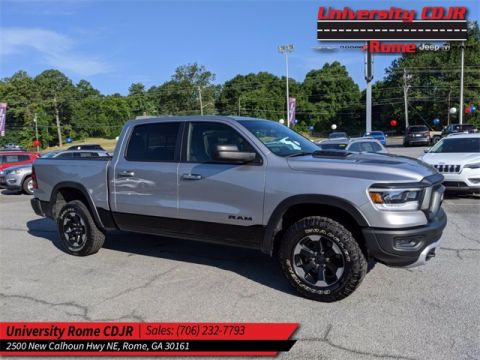 Pre-Owned 2019 Ram 1500 Rebel 4WD